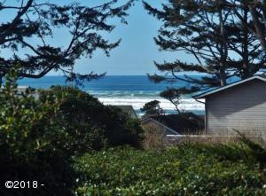5431 SW Field Ave, Waldport, OR 97394 - View from home