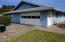 5431 SW Field Ave, Waldport, OR 97394 - Attached garage