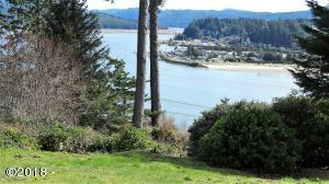 729 NW Highland Dr, Waldport, OR 97394 - Bay Frontage!