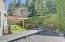 1445 NE Arcadia Dr, Toledo, OR 97391 - Front yard