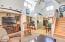 1445 NE Arcadia Dr, Toledo, OR 97391 - Open floorplan