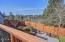 1445 NE Arcadia Dr, Toledo, OR 97391 - Deck views