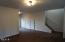 2270/2280 NE Surf Avenue, Lincoln City, OR 97367 - Living Room-Stairs