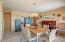 636 Marine Dr, Yachats, OR 97498 - dining area