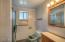 636 Marine Dr, Yachats, OR 97498 - Basement bathroom
