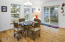34320 Cape Kiwanda Dr, Pacific City, OR 97112 - Dining w/Slider to Deck & Great Windows