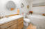 34320 Cape Kiwanda Dr, Pacific City, OR 97112 - Guest Bath with Large Jetted Tub