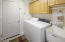 34320 Cape Kiwanda Dr, Pacific City, OR 97112 - Laundry Room w/Wall to Wall Storage