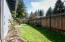 2032 SE Laurel St, Toledo, OR 97391 - Fenced backyard