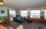3845 Lincoln Ave, Depoe Bay, OR 97341 - Living room views