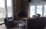 6225 N. Coast Hwy Lot 46, Newport, OR 97365 - Social Hall fireplace 2-13-17