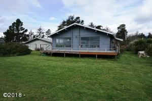 1346 SW 69th Street, Lincoln City, OR 97367 - Bay Side Exterior