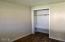 160 SW Strawberry Ln, Waldport, OR 97394 - BEDROOM  2 CLOSET