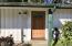 160 SW Strawberry Ln, Waldport, OR 97394 - FRONT DOOR