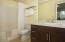 5545 NW Logan Rd, Lincoln City, OR 97367 - Bedroom 2 - En Suite Bath