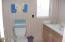 939 NW Highland Dr, Waldport, OR 97394 - upper bath