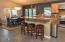 1223 SW Fleet Ave., Lincoln City, OR 97367 - Casual Countertop Dining