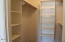 3116 NW Oar Dr, Lincoln City, OR 97367 - Walk in Closet