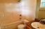 1498 SE 43rd St, Lincoln City, OR 97367 - First floor master suite bathroom