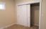 1275 SE 41st St, Lincoln City, OR 97367 - Closet Example