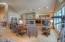 12220 NW Ocean Vista Ln, Seal Rock, OR 97376 - Living Room Vaulted Ceilings