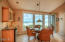 12220 NW Ocean Vista Ln, Seal Rock, OR 97376 - Second Dining Area Off Kitchen
