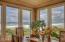 12220 NW Ocean Vista Ln, Seal Rock, OR 97376 - Views From Formal Dining Room