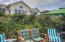12220 NW Ocean Vista Ln, Seal Rock, OR 97376 - View Of Home West Side From Sitting Pati