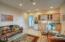 12220 NW Ocean Vista Ln, Seal Rock, OR 97376 - Guest Room & Kitchenette