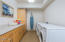 5045 NW Jetty Ave, Lincoln City, OR 97367 - Lower level laundry area