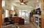 1110 NW Parker Ave, Waldport, OR 97394 - Great Room w/Fireplace