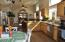 1110 NW Parker Ave, Waldport, OR 97394 - Great Room frm Dining Area