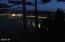 939 NW Highland Dr, Waldport, OR 97394 - After dark...