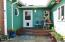 1110 NW Parker Ave, Waldport, OR 97394 - Front Entry