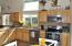 1110 NW Parker Ave, Waldport, OR 97394 - Bright Kitchen w/SS Appliances