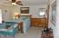 1110 NW Parker Ave, Waldport, OR 97394 - Master Bed Room w/Sun Room