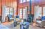 272 Combs Cir, Yachats, OR 97498 - Living room