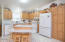 33920 U.s. 101 S, Cloverdale, OR 97112 - Kitchen with Island and eating Bar