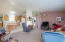 33920 U.s. 101 S, Cloverdale, OR 97112 - Living room to Kitchen area