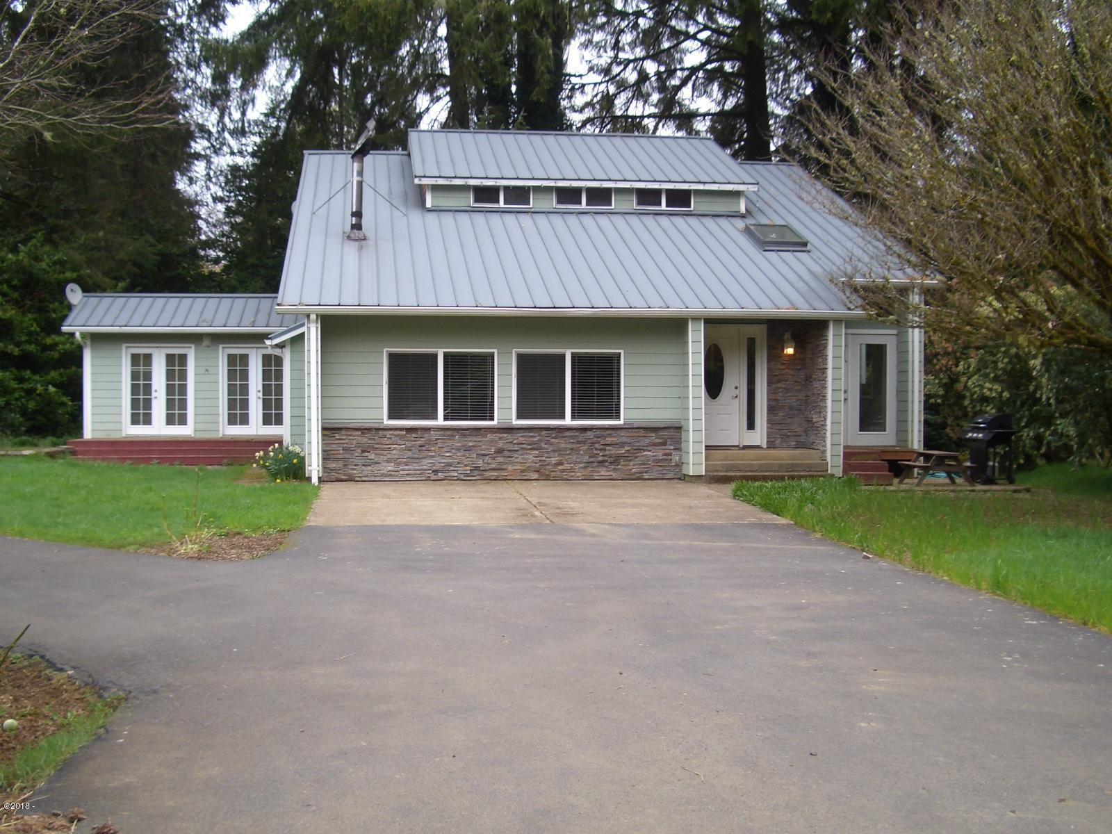 24254 Siletz Hwy, Siletz, OR 97380 - Welcome Home