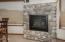 9290 Trout Pl., Gleneden Beach, OR 97388 - Fireplace Detail