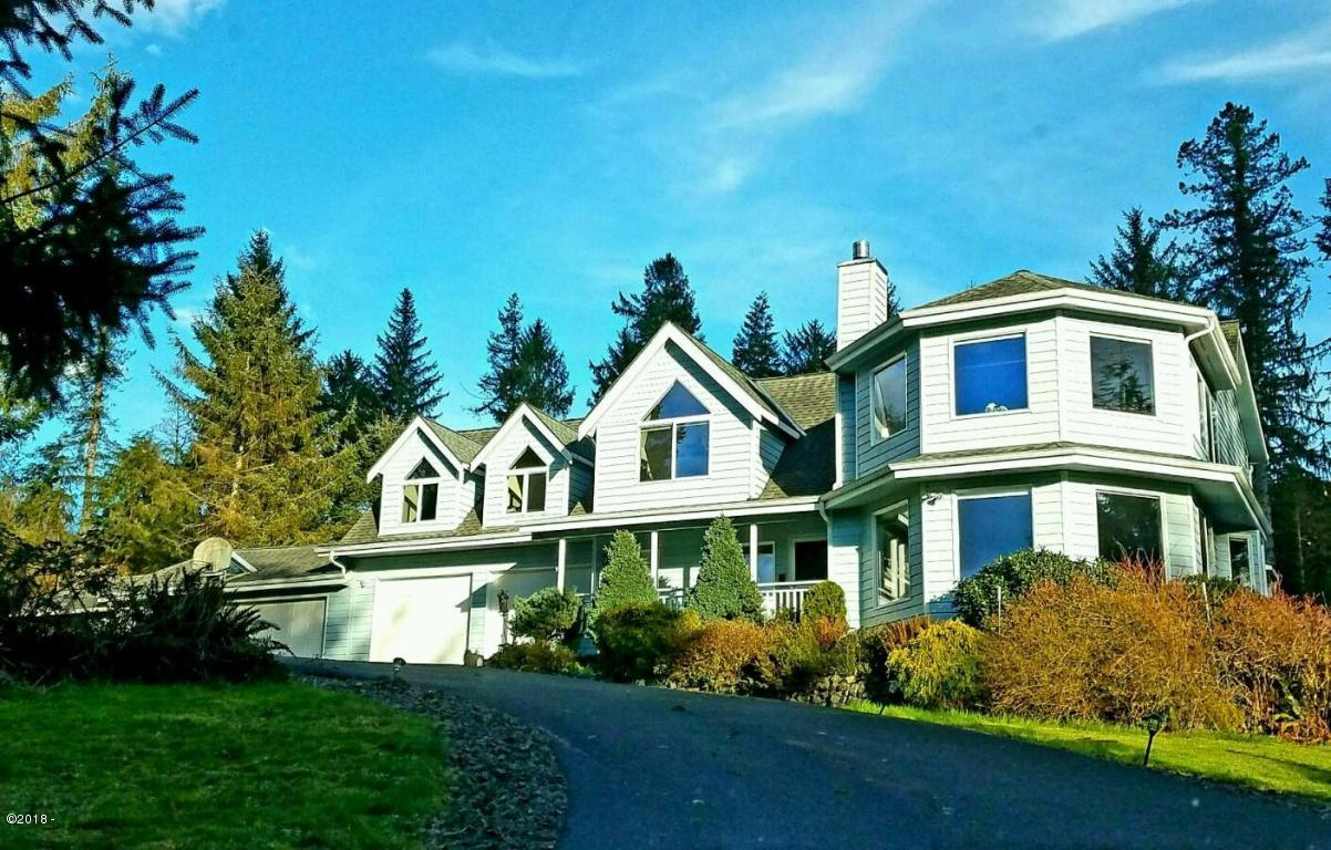 36625 Jenck Rd, Cloverdale, OR 97112 - Front of Home
