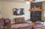 3576 NE Reef Dr, Lincoln City, OR 97367 - Living Room + Gas Fireplace
