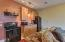 437 SW 5th St, Newport, OR 97365 - Apt kitchen