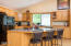 2137 NE Lake Dr, Lincoln City, OR 97367-4226 - Kitchen looking west