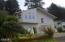 370 NE Williams Ave, Depoe Bay, OR 97341 - Ocean facing elevation