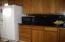 370 NE Williams Ave, Depoe Bay, OR 97341 - Kitchen Refrigerator/prep area