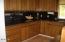 370 NE Williams Ave, Depoe Bay, OR 97341 - Kitchen w/granite counters