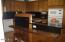 370 NE Williams Ave, Depoe Bay, OR 97341 - Kitchen with eating bar