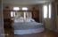 370 NE Williams Ave, Depoe Bay, OR 97341 - Ocean View Master Bedroom